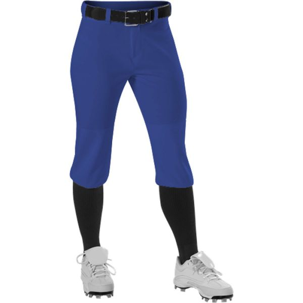 Alleson Girl's Fastpitch Knicker Pant