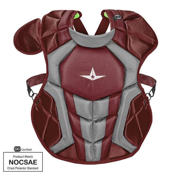 All Star Intermediate System7 Axis Chest Protector