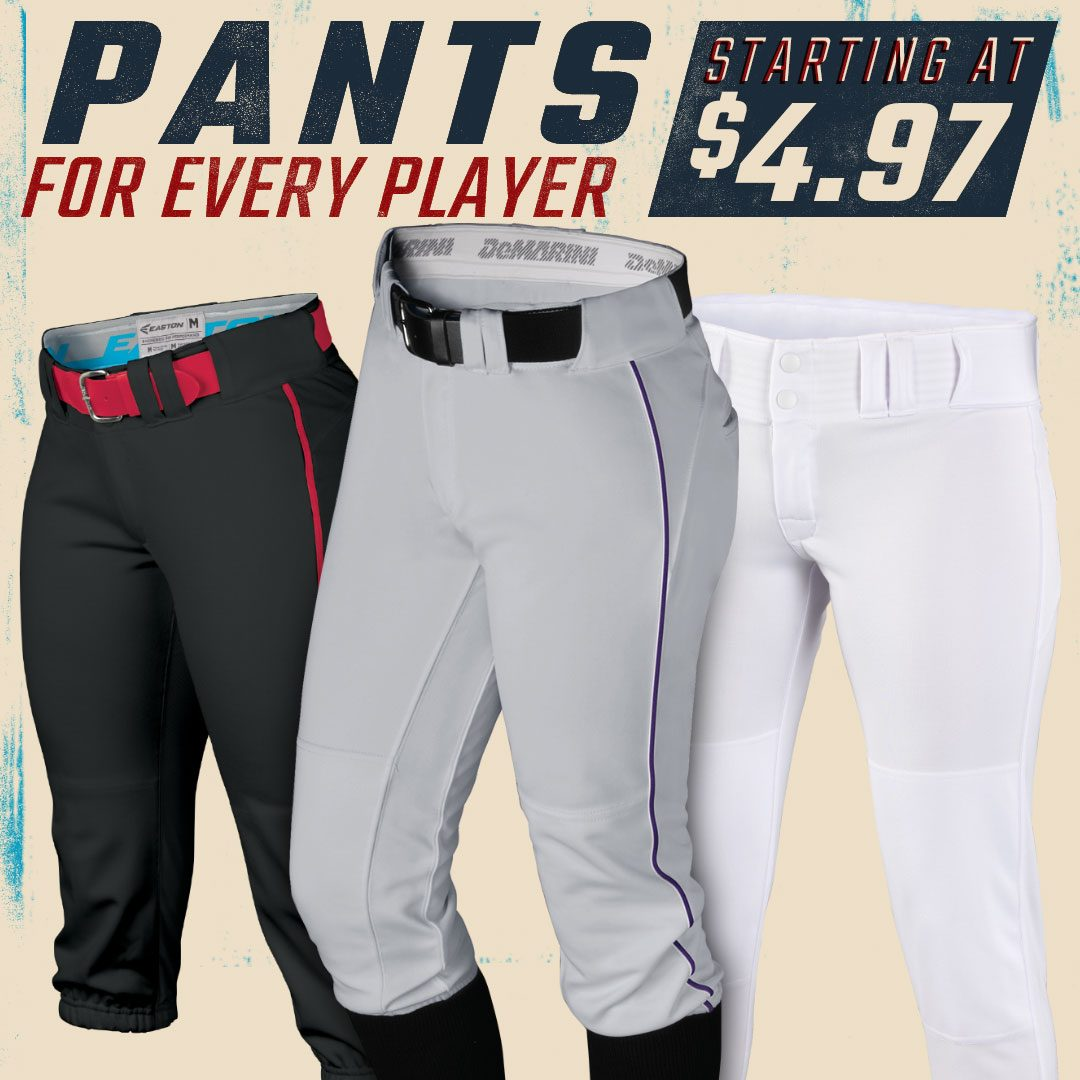 Pants For Every Player