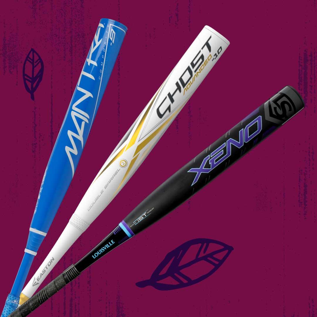 Popular Fastpitch Softball Bats