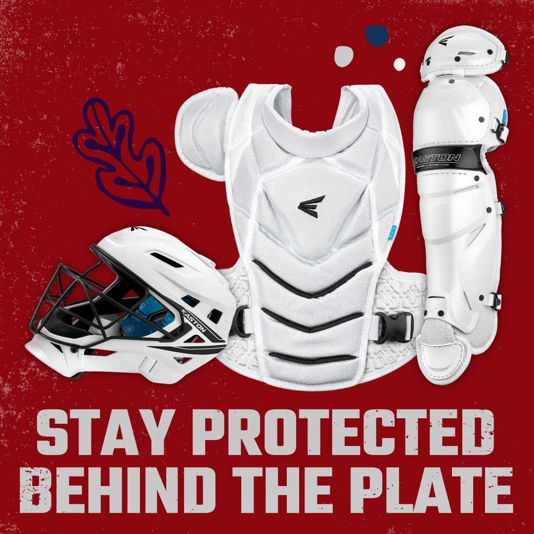 Softball Catcher's Gear