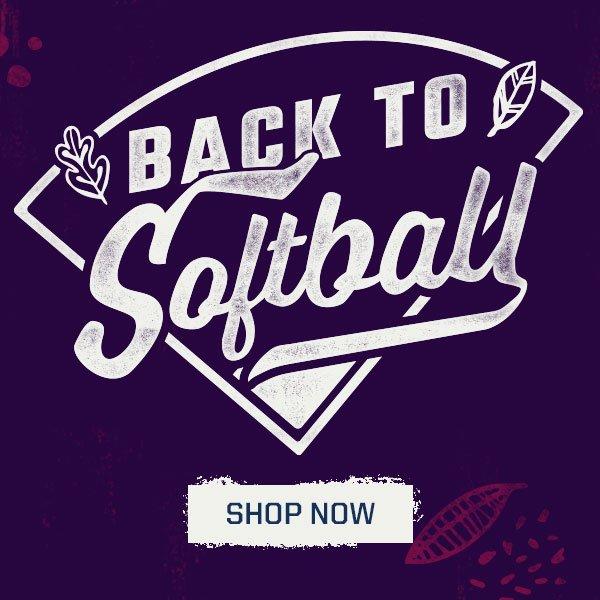 Back to Softball