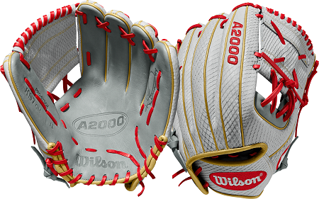 "Wilson A2000 Kelsey Stewart Game Model 12"" Fastpitch Glove"